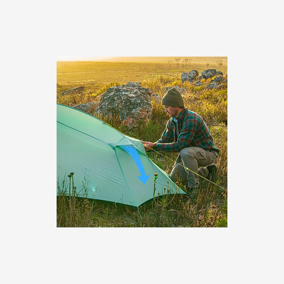Shared Ultralight 2 Person Tent