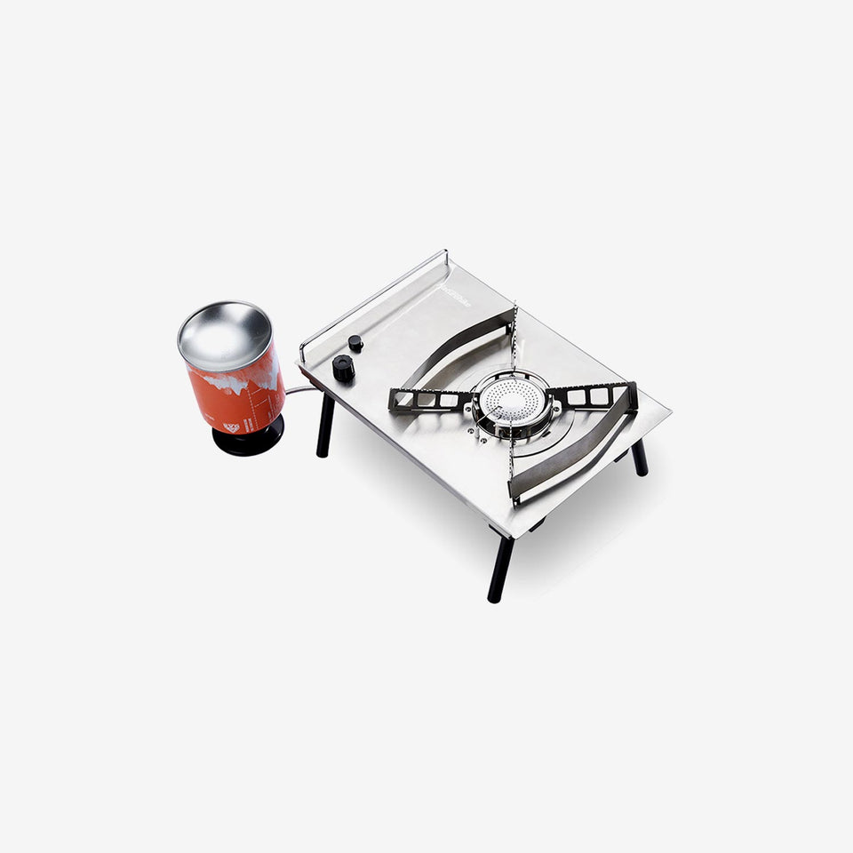Single Burner Canister Stove