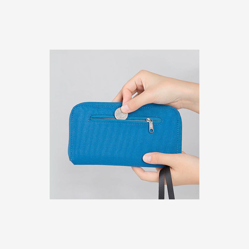 LX02 Multifunction Travel Wallet