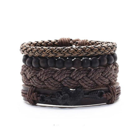 NICK vintage braided bracelet