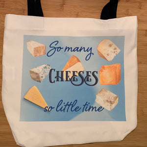 Tote Bag | Large | Cheese