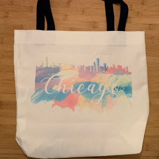 Tote Bag | Large | Chicago