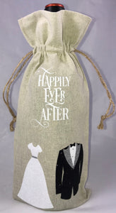 Wine Gift Bag | Happily Ever After