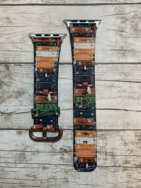 Apple Watch Band | 38mm or 42mm | Luggage