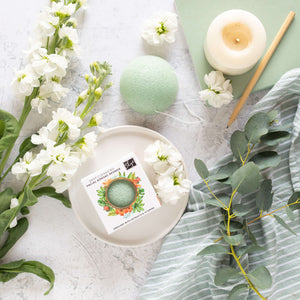 green tea konjac sponge nz