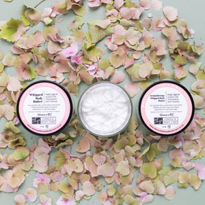 Best Natural Body Butter | Whipped Shea Butter