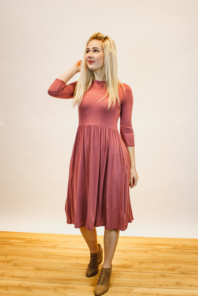 The Love Note Dress