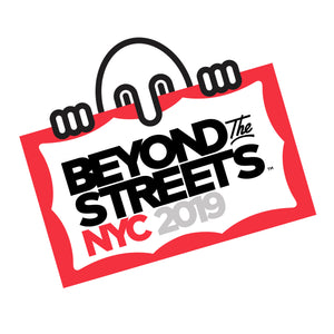 Beyond The Streets will open on June 21st in Brooklyn. I am excited to be showing new work in this monumental exhibition. More info at: www.beyondthestreets.com and instagram: @beyondthestreetsart