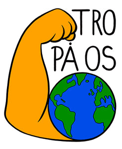 Logo for 'Tro På Os' an environmental organization