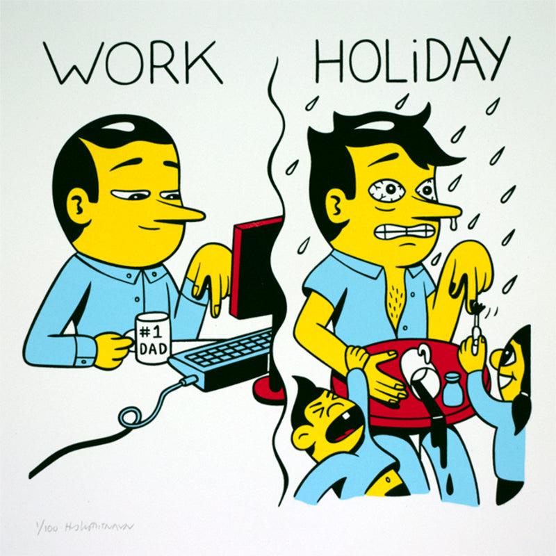 Work / Holiday