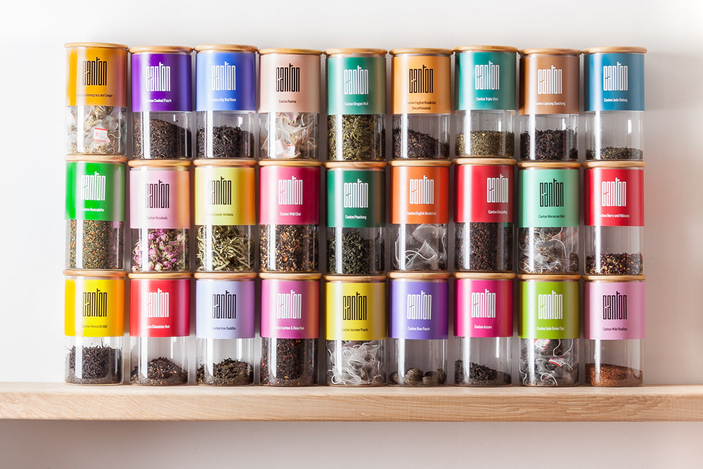frequently asked questions canton tea