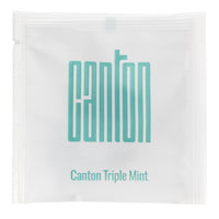 Canton Triple Mint Wrapped Pyramids