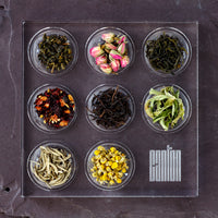Canton Perspex Loose Tea Display Tray