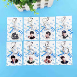 BTS Map Of The Soul: 7 Member Picture Ver 4 Keyring