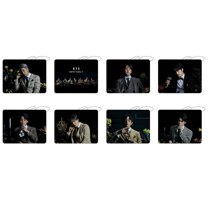 BTS Map Of The Soul: 7 Ver 3 Mousepad
