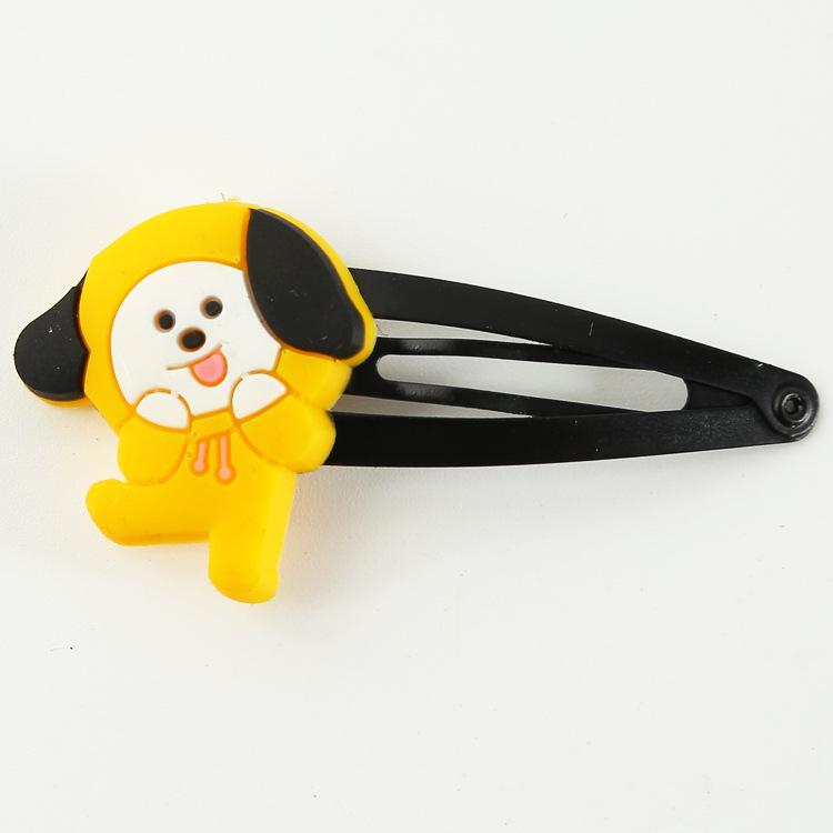 BT21 Hair Clip- CHIMMY Hair Lunar Noona