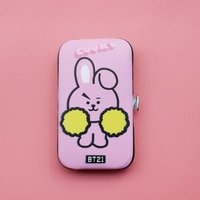 BT21 Nail Clipper Grooming Set- COOKY Beauty Lunar Noona