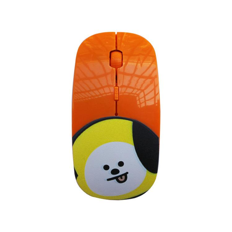 BT21 Mouse- CHIMMY Electronics Lunar Noona