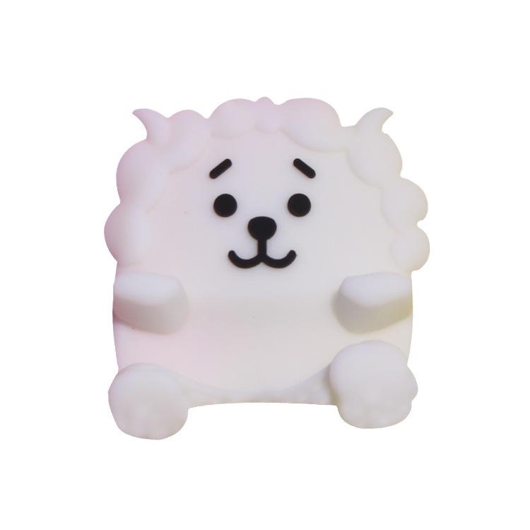 BT21 Character Cell Phone Stand- RJ Phone Accessories Lunar Noona