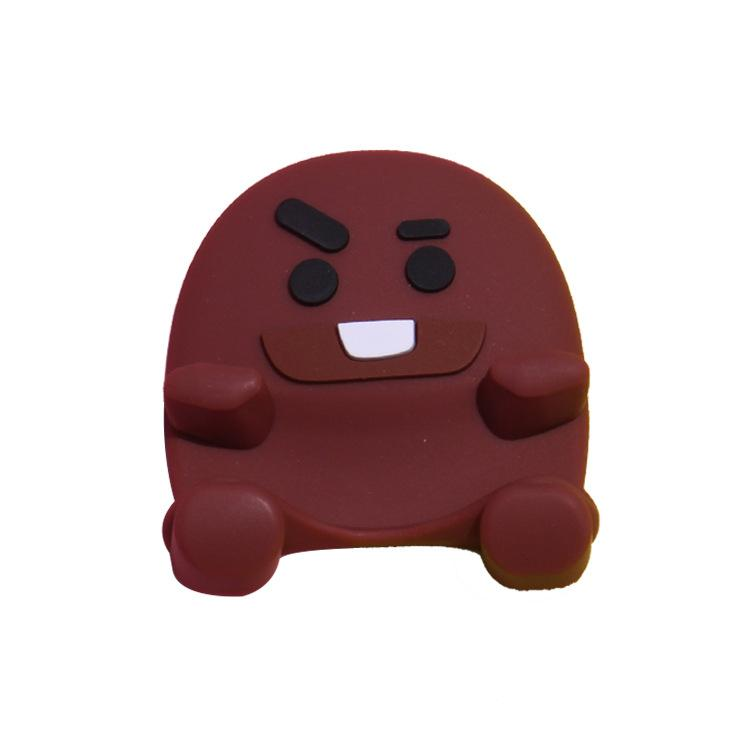BT21 Character Cell Phone Stand- SHOOKY Phone Accessories Lunar Noona