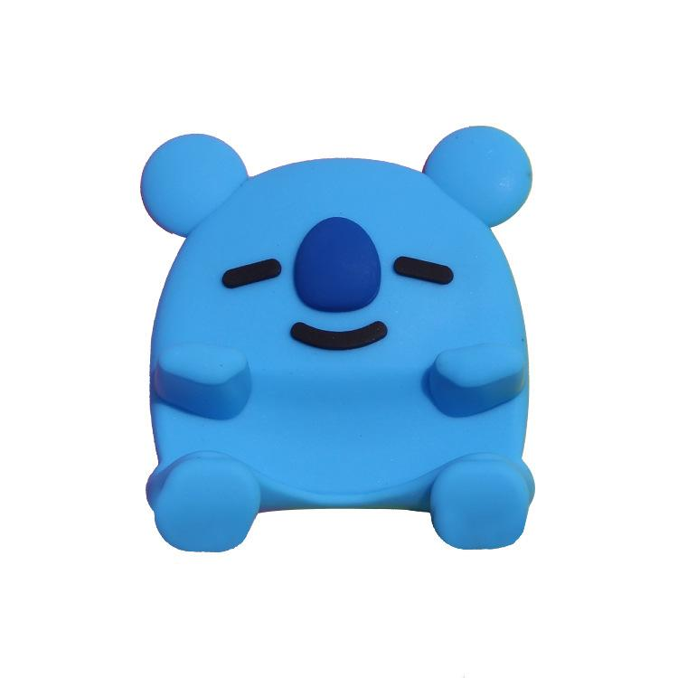 BT21 Character Cell Phone Stand- KOYA Phone Accessories Lunar Noona