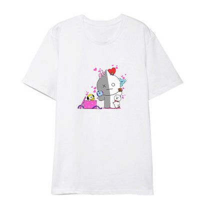 BT21 Character You Got BT21's Back T-Shirt