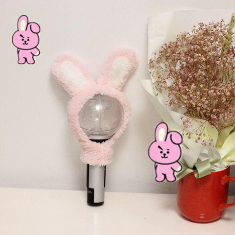 BT21 Army Bomb Cover- COOKY Lightstick Lunar Noona