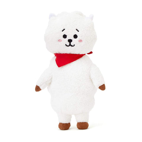BT21 Plush Standing Doll- RJ Dolls Lunar Noona