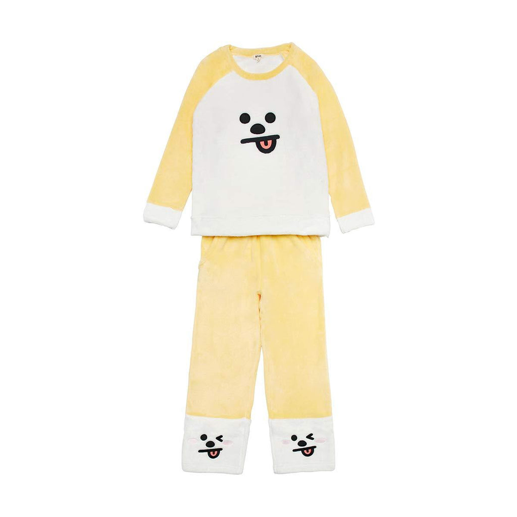 BT21 Fleece Pajama- CHIMMY Pajama Lunar Noona