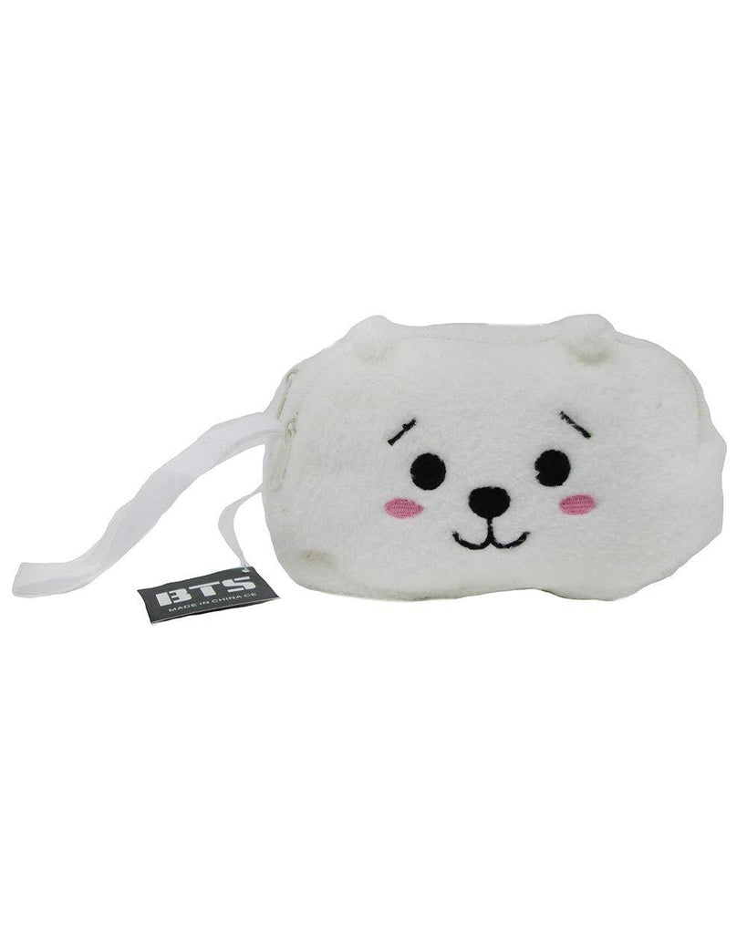 BT21 Plush Pencil Case- RJ School Lunar Noona