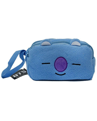 BT21 Plush Pencil Case- KOYA School Lunar Noona