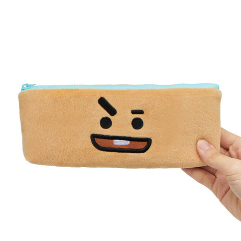 BT21 Pencil Case- SHOOKY School Lunar Noona