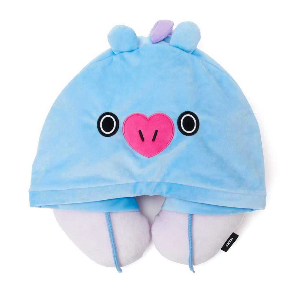 BT21 Neck Pillow- MANG Plushie Lunar Noona