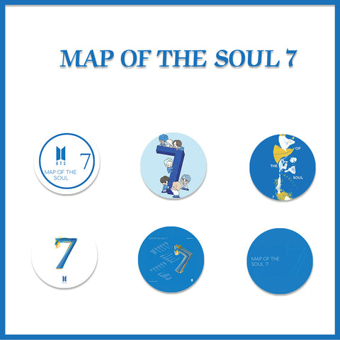 BTS Map Of The Soul: 7 Mobile Phone Holder