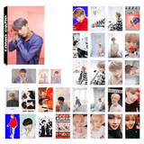 "BTS Map Of The Soul: Persona ""Concept Photos"" Member 30 PC LOMO Photocards- SUGA"