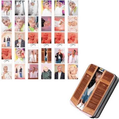 "BTS Map Of The Soul: Persona ""Photoshoot"" Member 30 PC Photocards- RM Photocard Lunar Noona"