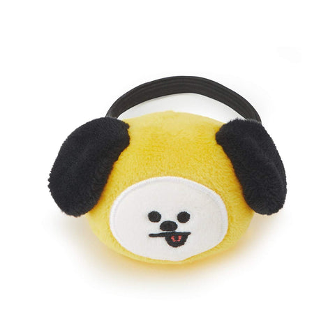 BT21 Elastic Hair Tie- CHIMMY Hair Lunar Noona