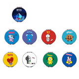 BT21 Character Cartoon Hand Mirror