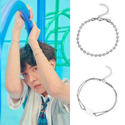 "BTS Love Yourself: Answer ""Concept Photo F Version"" Bracelet- SUGA Jewelry Lunar Noona"
