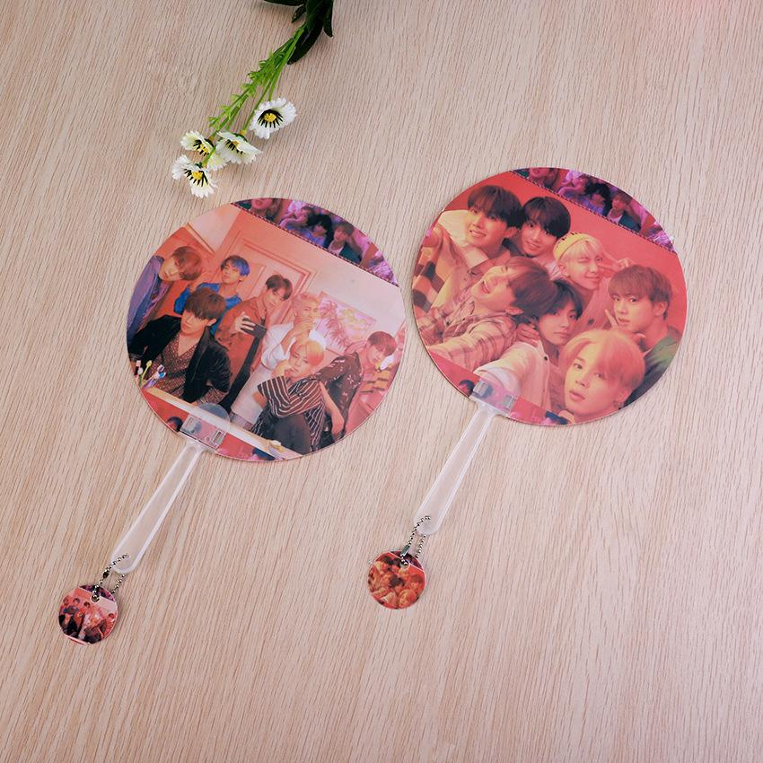 "BTS Map Of The Soul: Persona ""Version 1 & 2"" All Member Chained Fan Accessories Lunar Noona"