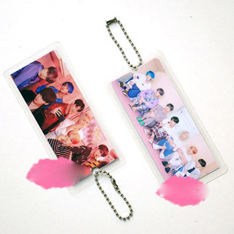 "BTS Map Of The Soul: Persona ""Persona Photoshoot"" All Member Keychain Keychain Lunar Noona"