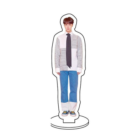 BTS Map Of The Soul: Persona Member Transparent Standing Figure- J-HOPE Accessories Lunar Noona