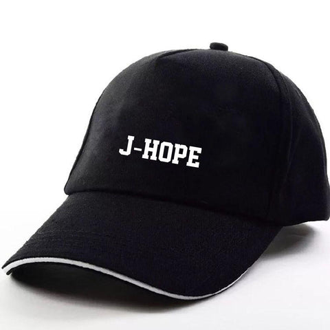 BTS Member Hat- J-HOPE Hats Lunar Noona