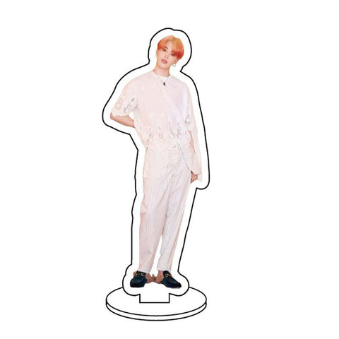 BTS Map Of The Soul: Persona Member Transparent Standing Figure- JIMIN Accessories Lunar Noona