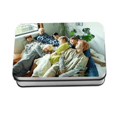 "BTS ""Nap"" All Member 40 PC Photocards Photocard Lunar Noona"