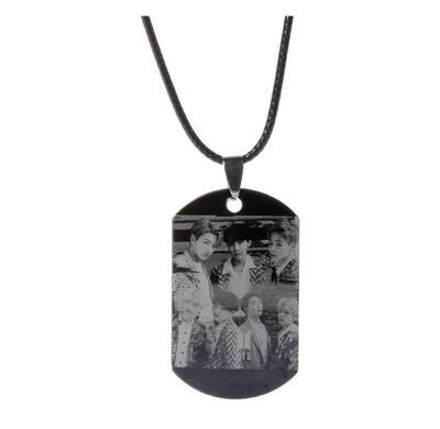 "BTS Love Yourself: Answer ""Idol"" All Member Dog Tag"