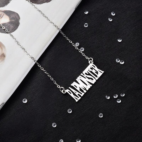 BTS Member Name Necklace- RM