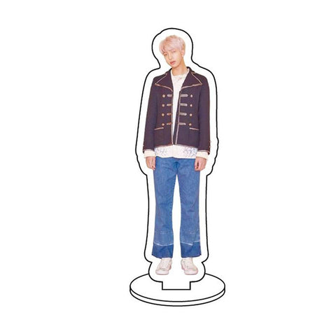 BTS Map Of The Soul: Persona Member Transparent Standing Figure- RM Accessories Lunar Noona