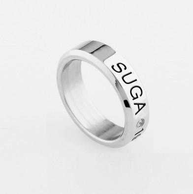 BTS Birthdate Member Ring- SUGA Jewelry Lunar Noona