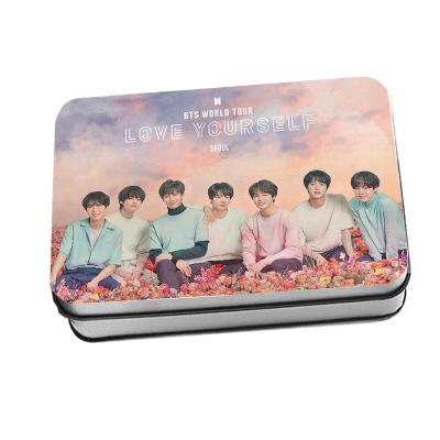 "BTS ""Love Yourself World Tour Photoshoot"" All Member 40 PC Photocards Photocard Lunar Noona"